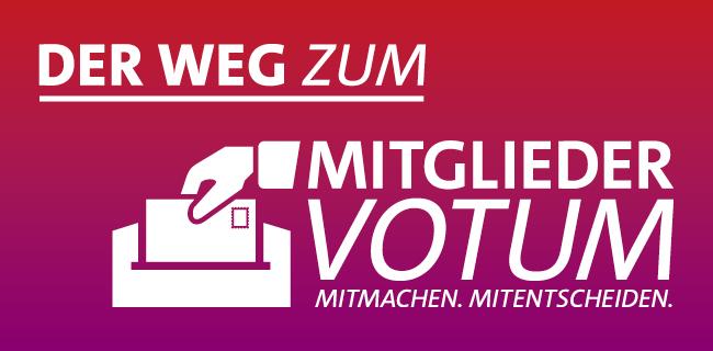 Mitgliedervotum Spd 2021